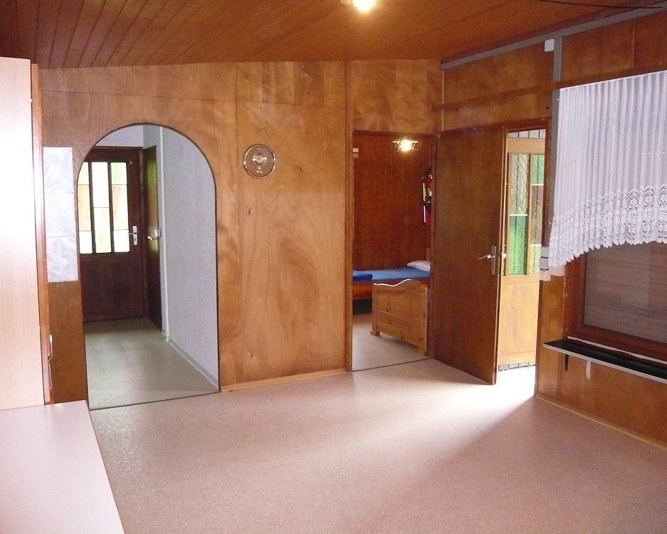 Bungalow 3 Wohnbereich