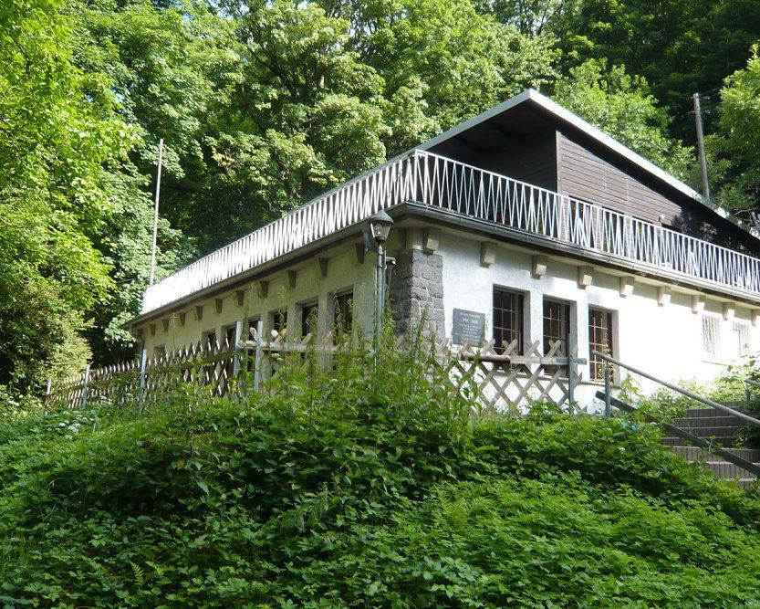 Starenkasten Haupthaus